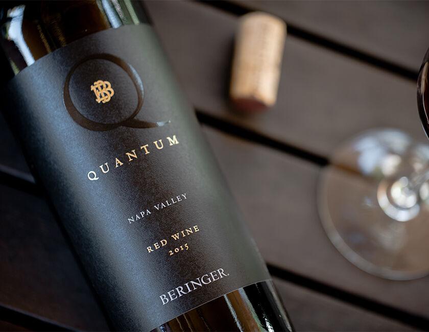 Beringer Quantum Napa Valley Red Wine
