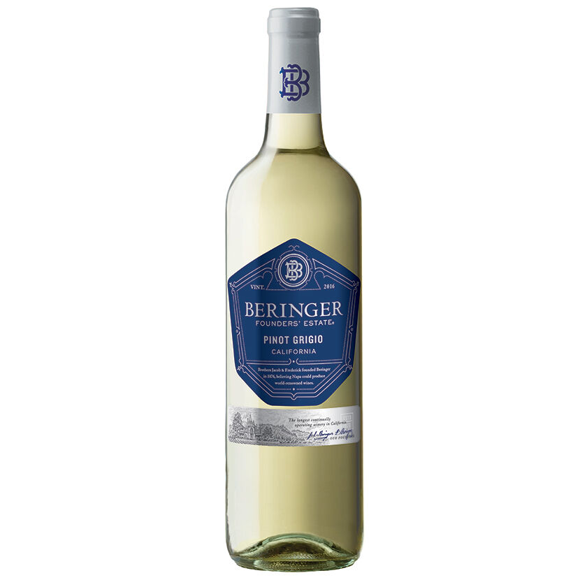 Founders Estate Pinot Grigio bottle