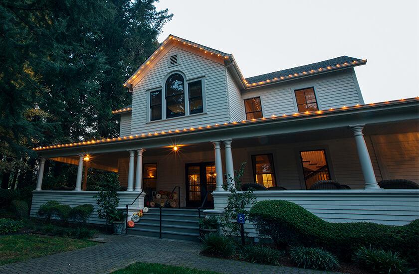 Beringer Hudson House
