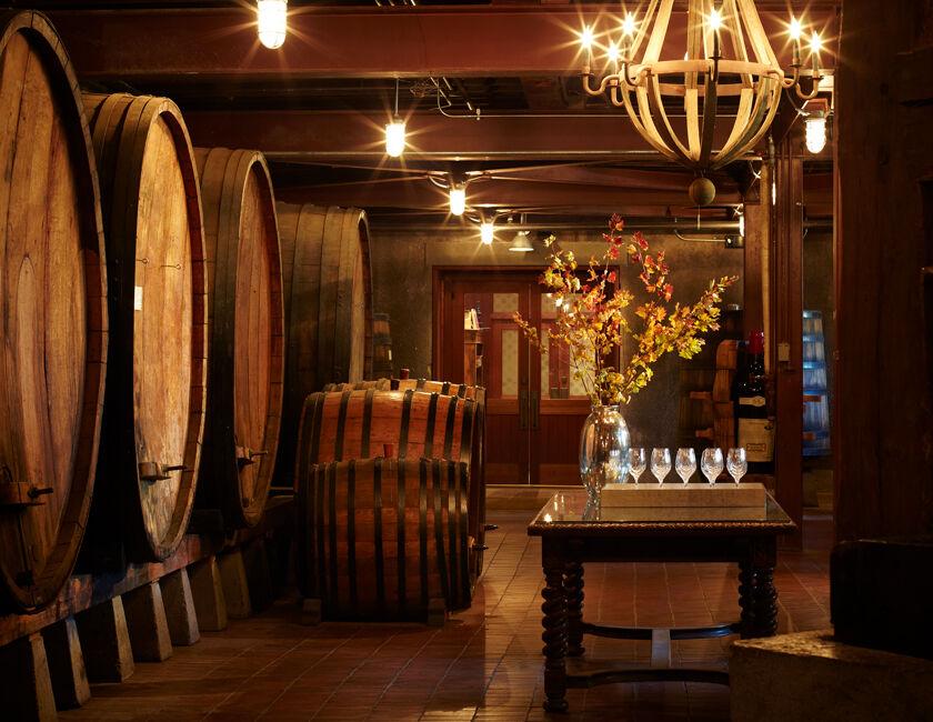 Beringer Old Winery