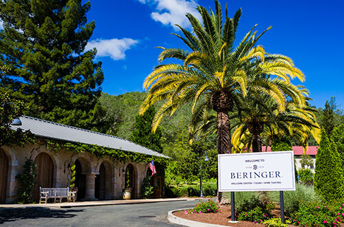 Beringer in Napa Valley