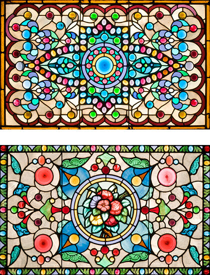 Beringer Stained Glass