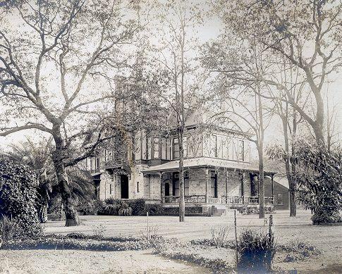 Beringer Rhine House