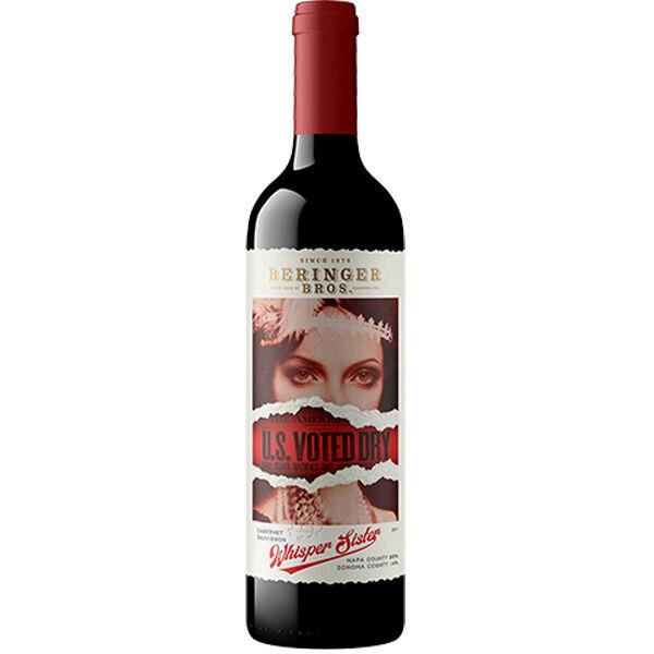 Whisper Sister Wine Bottle
