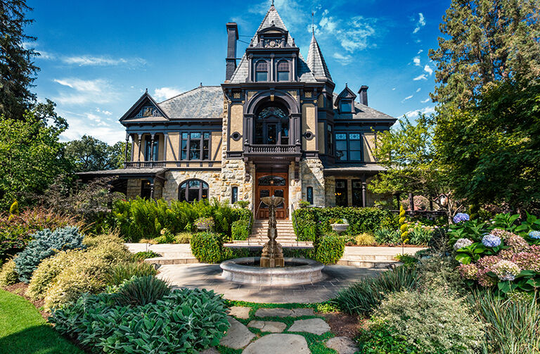 The Rhine House at Beringer