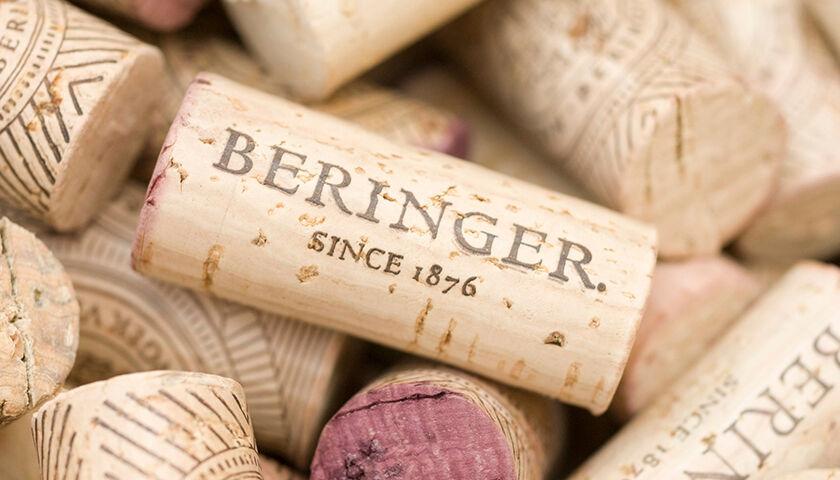 Beringer Wine Corks