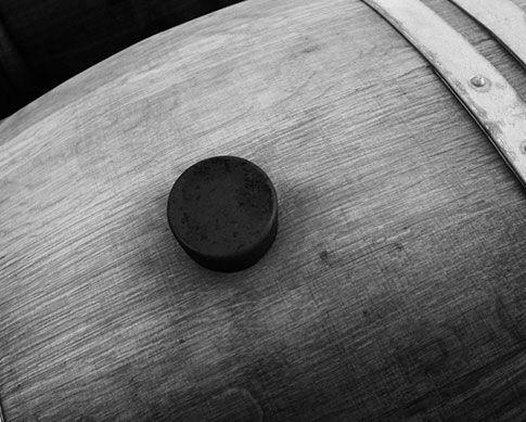 Beringer Wine Barrel