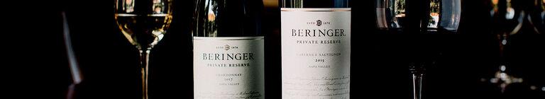 Beringer Private Reserve Cabernet Sauvignon & Chardonna From Napa Valley