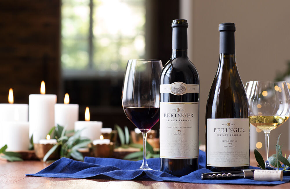 Beringer Holiday Wine Gifts