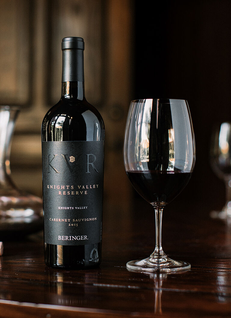 Beringer Knights Valley Reserve Cabernet Sauvignon