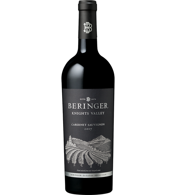 2017 Beringer Knights Valley Cabernet Sauvignon