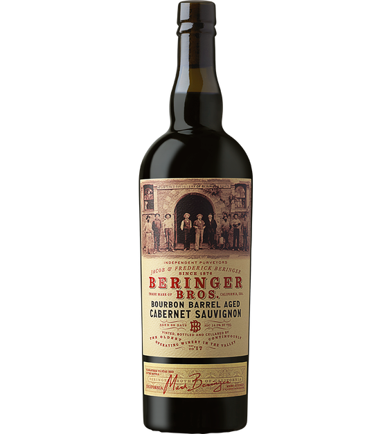 2017 Beringer Brothers Bourbon Barrel Aged Cabernet Sauvignon