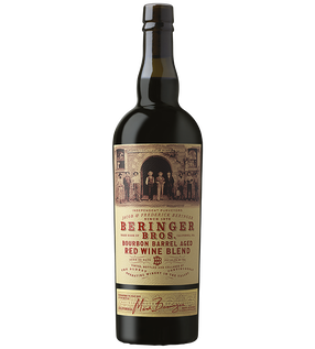 2019 Beringer Bros Bourbon Barrel Aged Red Blend