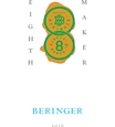 2016 Beringer 8th Maker Napa Valley Cabernet Sauvignon Front Label, image 4
