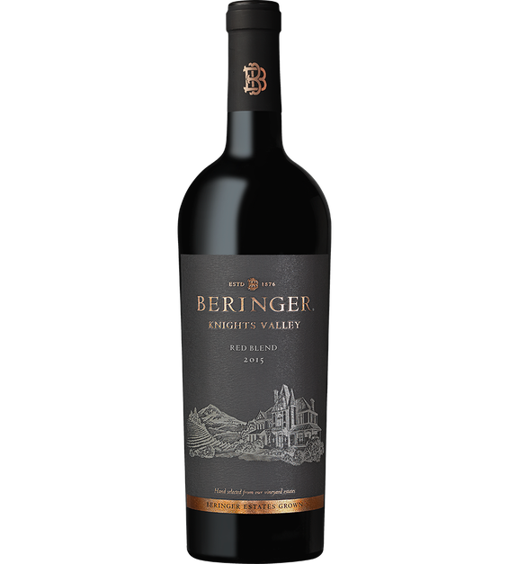 2015 Beringer Winery Exclusive 3 Acre Knights Valley Red Blend
