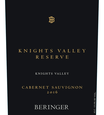 2016 Beringer Knights Valley Reserve Cabernet Sauvignon Front Label, image 2