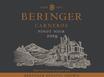 2019 Beringer Winery Exclusive Carneros Pinot Noir Front Label, image 2