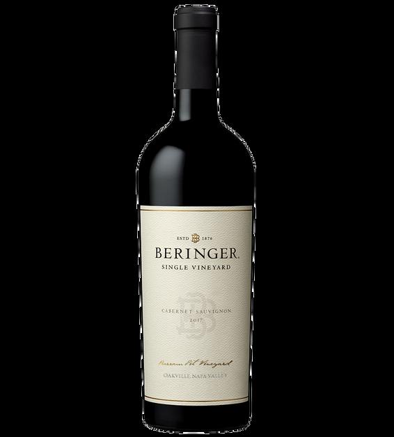 2017 Beringer Borrow Pit Cabernet Sauvignon Bottle Shot