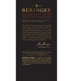 2016 Beringer Celebration Cuvee Red Blend Napa Valley Magnum Back Label, image 3