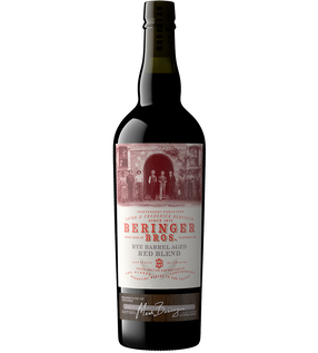 2018 Beringer Bros Rye Barrel Aged Red Blend