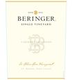 2013 Beringer Saint Helena Home Vineyard Saint Helena Cabernet Sauvignon Front Label, image 2