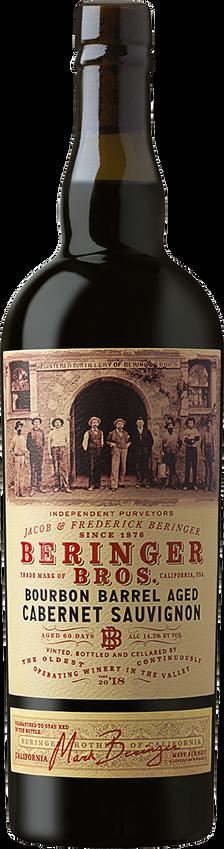 2018 Beringer Brothers Bourbon Barrel Aged Cabernet Sauvignon