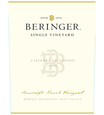 2015 Beringer Bancroft Ranch Howell Mountain Cabernet Sauvignon Front Label