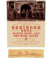2017 Beringer Brothers Bourbon Barrel Aged Red Blend Front Label
