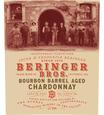 2016 Beringer Brothers Bourbon Barrel Aged Chardonnay Front Label, image 2