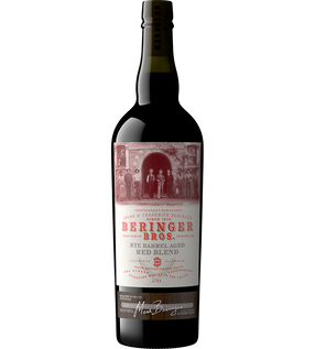 2017 Beringer Bros Rye Barrel Aged Red Blend