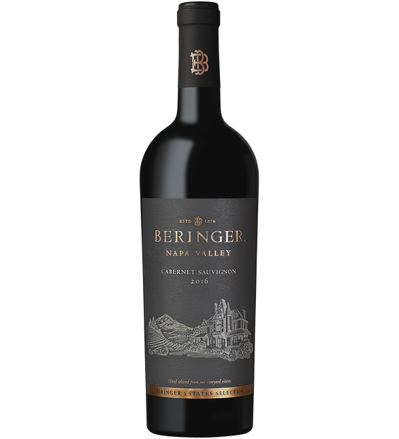 2016 Beringer Winery Exclusive Napa Valley Cabernet Sauvignon