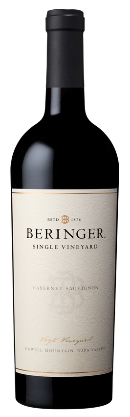 2014 Beringer Vogt Vineyard Howell Mountain