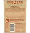 2017 Beringer Brothers Bourbon Barrel Aged Chardonnay Front Label, image 3