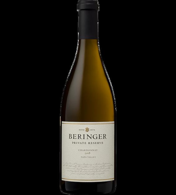 2018 Beringer Private Reserve Napa Valley Chardonnay