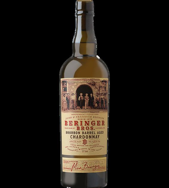 2016 Beringer Brothers Bourbon Barrel Aged Chardonnay