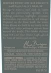 2018 Beringer Winery Exclusive Napa Valley Merlot Back Label, image 3