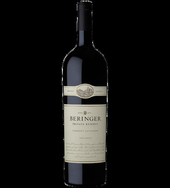 2017 Beringer Private Reserve Napa Valley Cabernet Sauvignon Magnum Bottle Shot