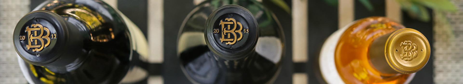 Beringer Bottle Tops