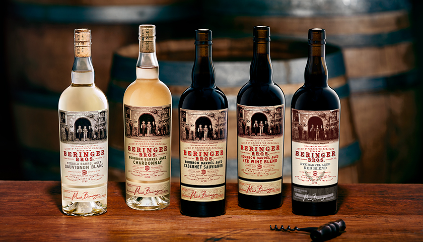 Beringer Bros. Barrel Aged Wines Collection
