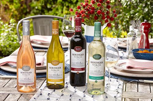 Beringer Main & Vine Wines