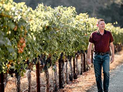 Winemaker Mark Beringer